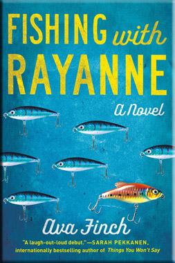 Fishing with Rayanne by Ava Finch